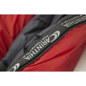 Carinthia G 490x Sac de couchage L, red/black
